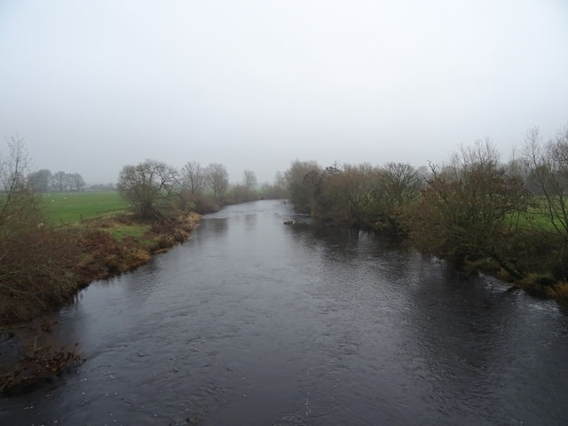 The River Wharfe, Pool in Wharfedale