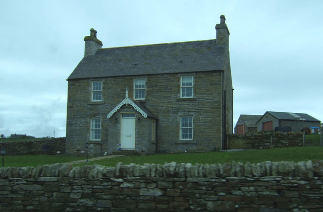 Manse north east of Keiss