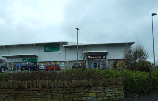 Shops, Wick Retail Park