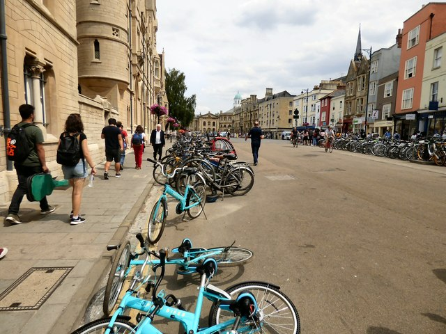 Image result for oxford cycling