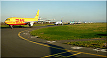 O1342 : Dublin Airport by Thomas Nugent