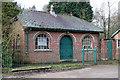 SK0942 : Crumpwood Weir Pumping Station by Chris Allen