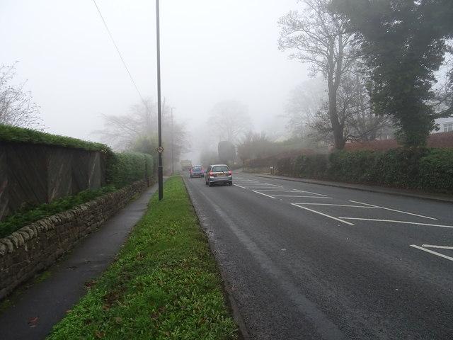 Leeds Road (A660), Bramhope