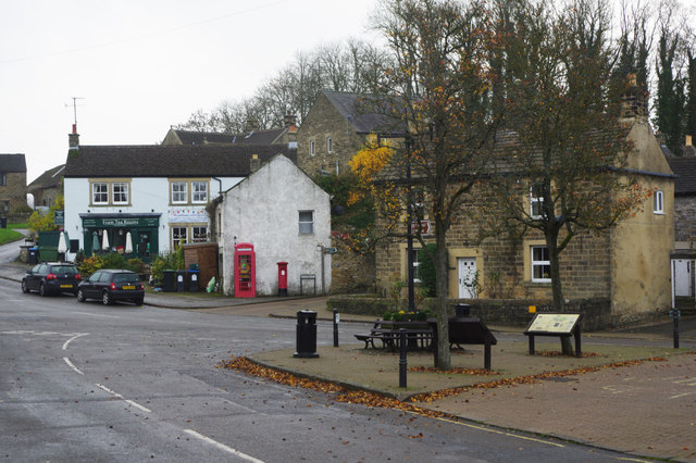 The Square, Eyam