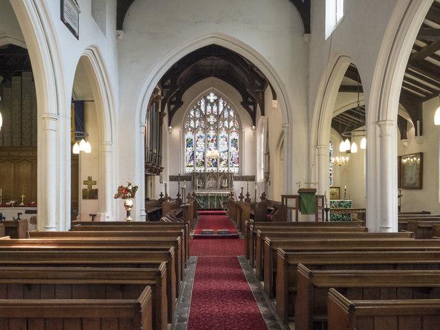 St George, Littleport - East end