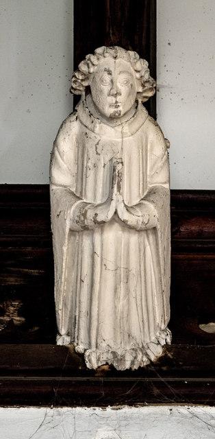 St George, Littleport - Corbel