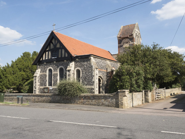 Holy Cross, Stuntney