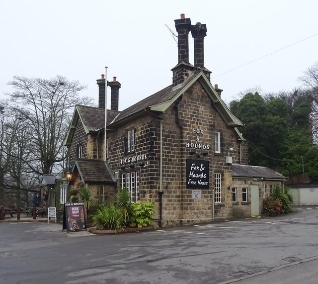The Fox and Hounds, Tinshill
