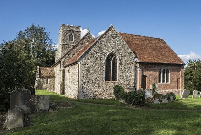 St Mary, Denham