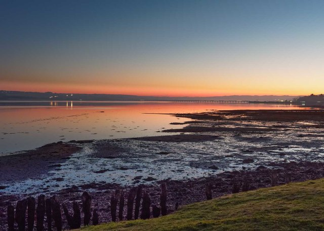Cromarty Firth Sunset
