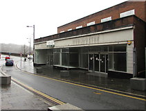 ST1599 : Former Woolworths, High Street, Bargoed by Jaggery