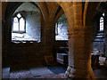 SP2864 : St Mary, Warwick - crypt (2) by Stephen Craven