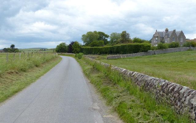 Lane at Craigie