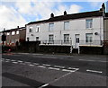 SS6696 : White houses, Neath Road, Swansea by Jaggery