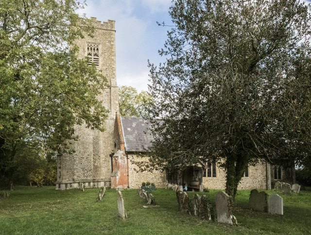 St Mary, Hinderclay