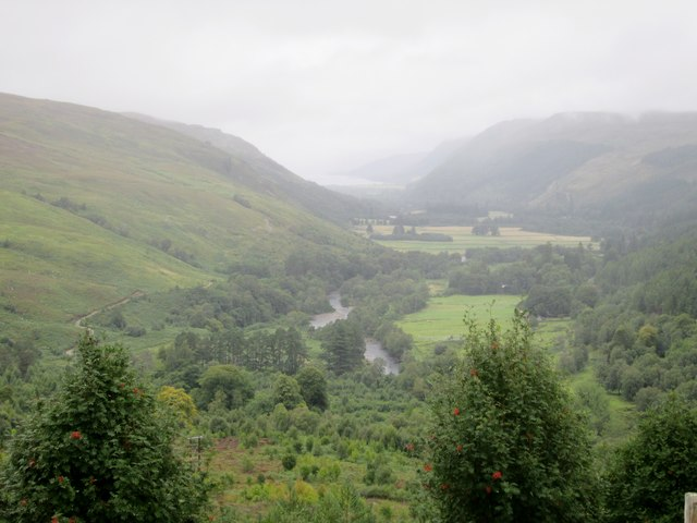 A  misty  day  in  August