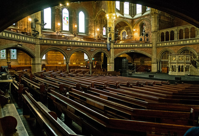 a picture of Union Chapel, London