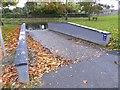 N3851 : Slipway by Ballina Brige by Oliver Dixon