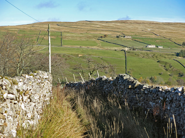 The track to Low Rigg
