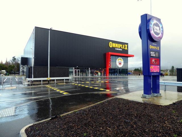 Omniplex Cinema, Omagh