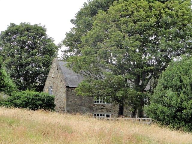 The farmhouse at Wester Leith