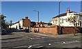 SP3265 : Development at the corner of Newbold Street and Newbold Terrace, Royal Leamington Spa by Robin Stott
