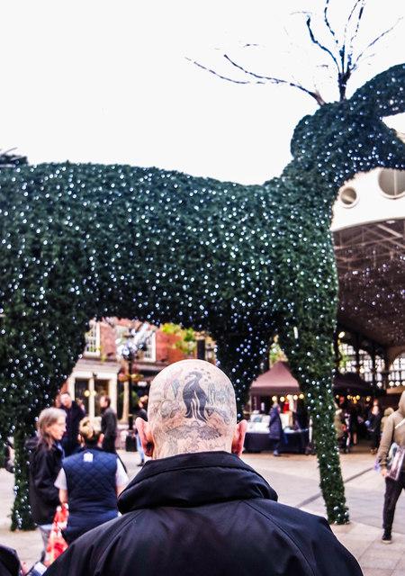 Christmas at the Old Fish Market, Warrington