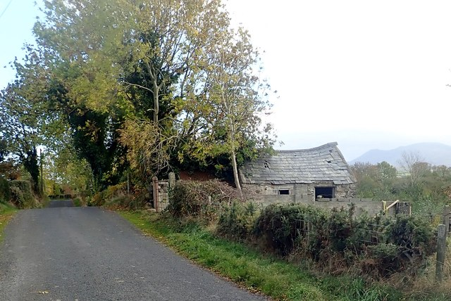 Field barn on the Islandmoyle Road
