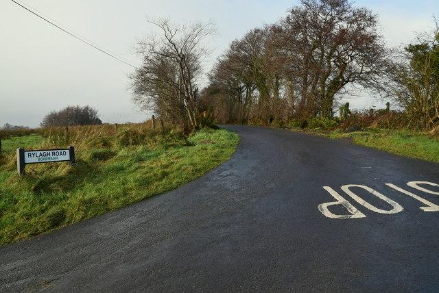 Rylagh Road, Boheragh