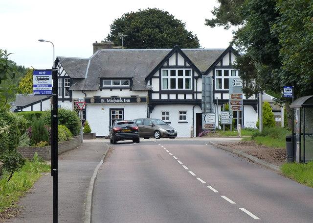 St Michaels Inn at Leuchars