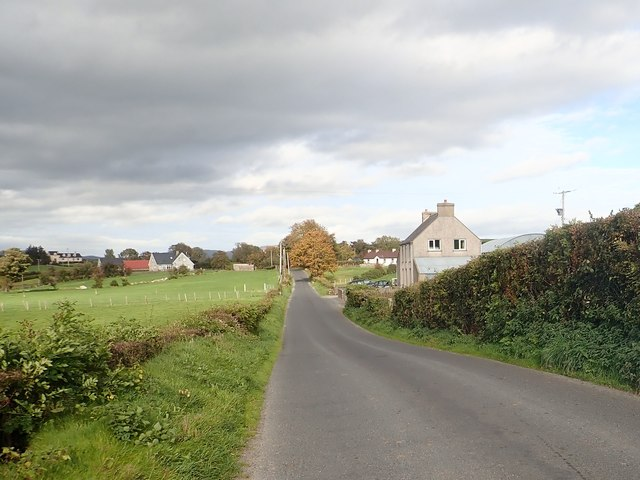 Cabra Road SSW of the Islandmoyle Road junction