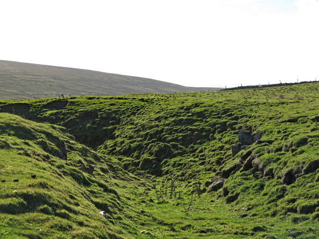 Another disused quarry, White Hills