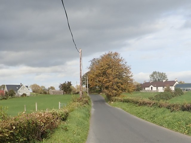 Cabra Road approaching the Islandmoyle Road junction