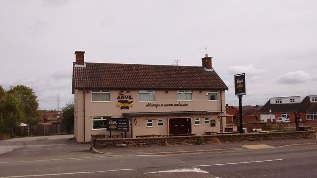 The Anvil Pub