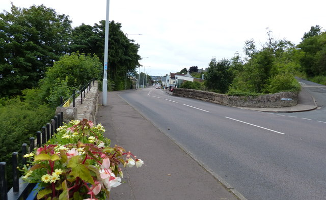 Riverside Road in Wormit
