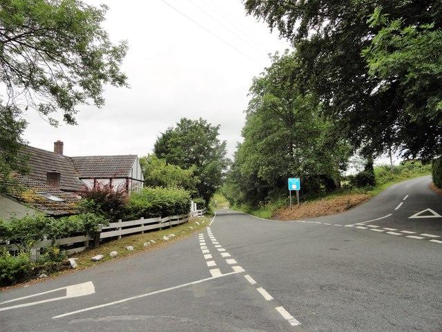 Harperley crossroads