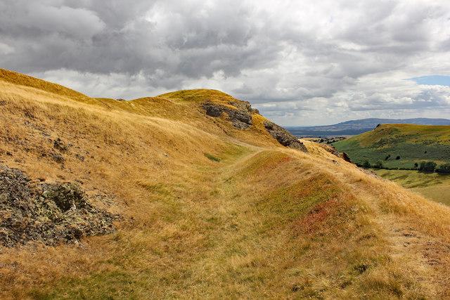 Caer Caradoc Hill Fort
