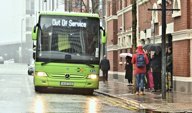 Dublin Airport (DUB) to Shankill - 7 ways to travel via, and