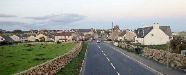 Main Road, Ballymartin