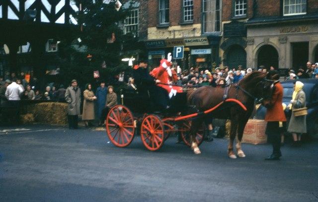 Christmas in Ledbury