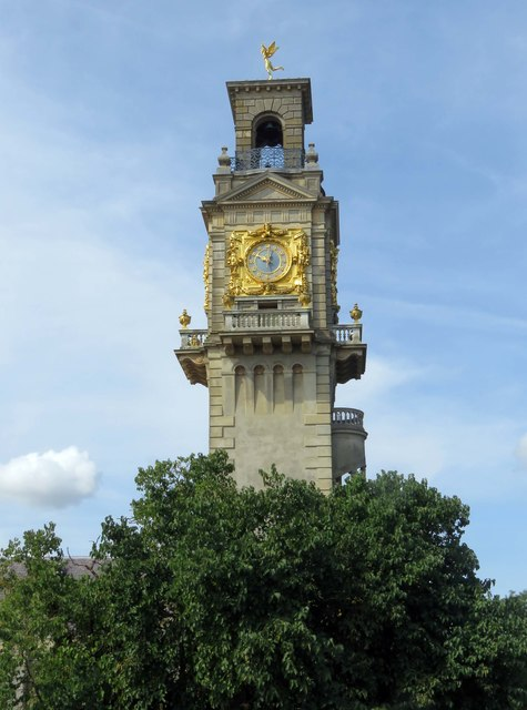 The Clock Tower at Cliveden House