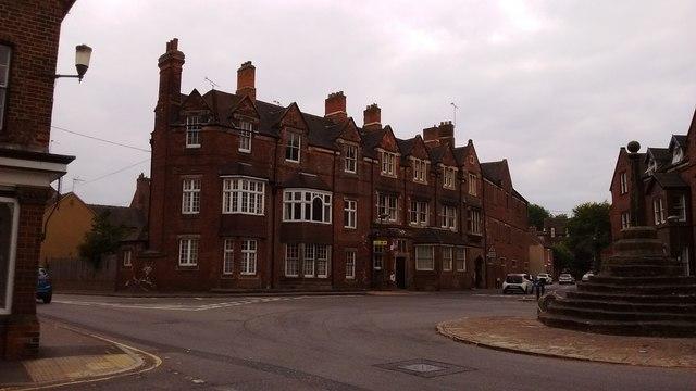 The Former Mitre Inn