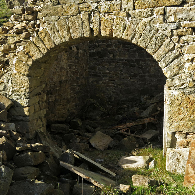 Arch at The Hole