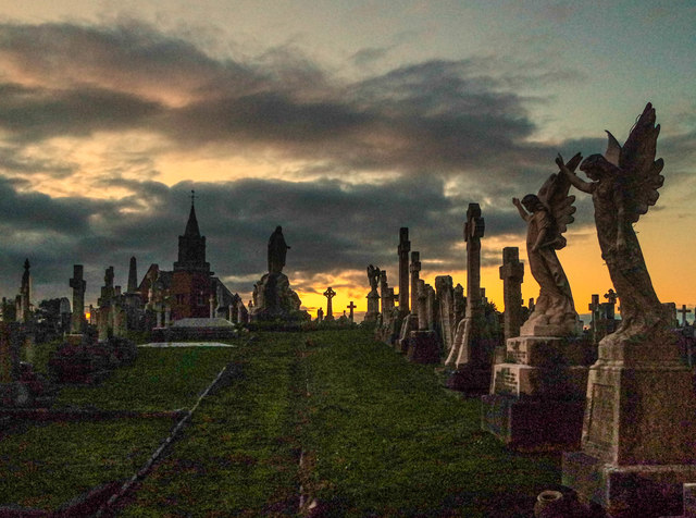 Liverpool Road Cemetery, Birkdale Nr Southport