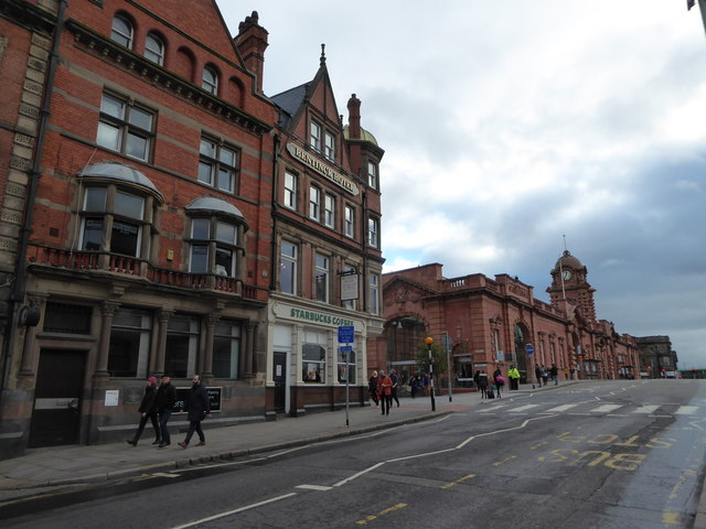 A stroll round Nottingham City Centre (1)