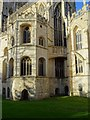 SO8318 : Gloucester Cathedral by Philip Halling
