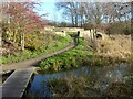 SK4451 : Cromford Canal near Jacksdale by Alan Murray-Rust