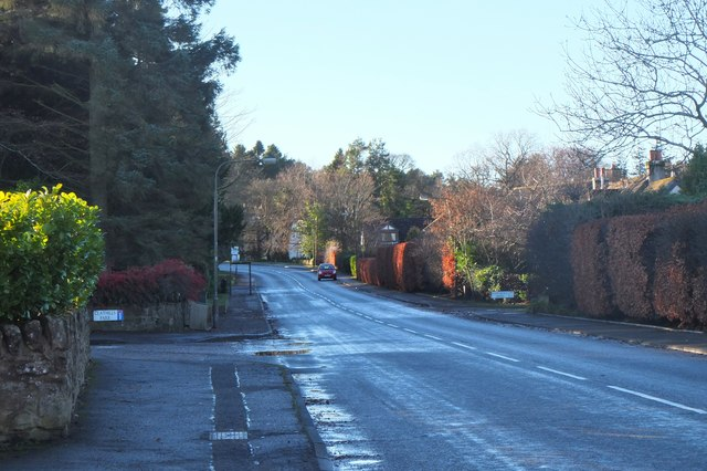 Johnsburn Road, Balerno