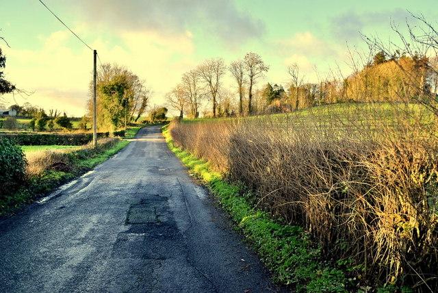 Aghnamoyle Road, Cornacracken / Mullaghmenagh Upper