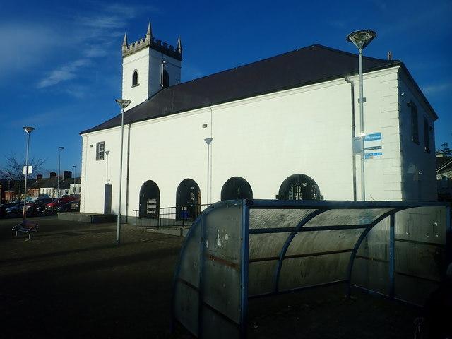 The Market House, Castlewellan